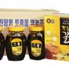 천왕봉전통사양토종꿀_1.2kgx3